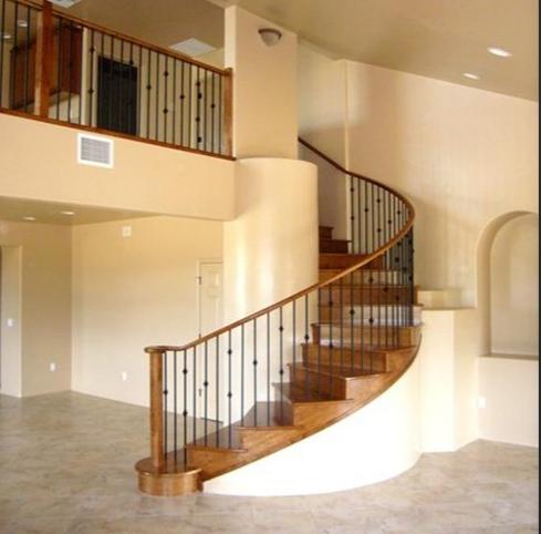 鐵藝護欄-愛步樓梯-樓梯廠