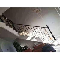 铁艺护栏-南京实木楼梯-爱步楼梯