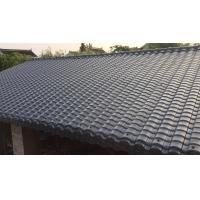 合成树脂瓦片屋顶建筑用加厚隔热仿古瓦别墅塑钢瓦