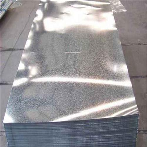 北京厂家批发零售优质镀锌板 高锌层镀锌卷白铁皮规各齐全