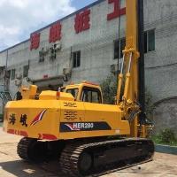 全国小型旋挖钻机 基础打桩机 履带式旋挖机基础桩机