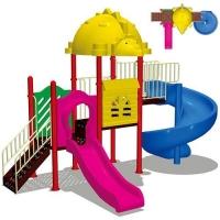 河南室外儿童滑梯生产