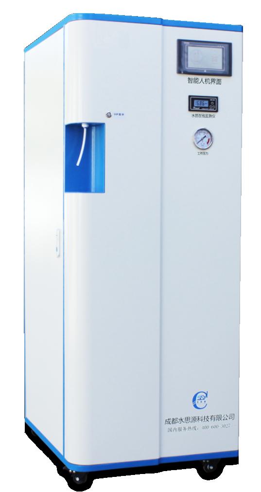 安徽反渗透纯水机SSY-HD-120L-水思源纯水设备