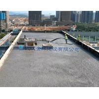 武汉泡沫混凝土屋面保温找坡地下室填充基坑回填楼面隔音垫层