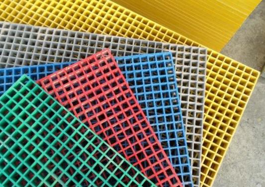 济宁玻璃钢格栅,格栅板价格及规格特点