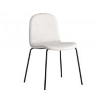 简欧欧式皮制餐椅酒店单人餐椅咖啡椅 北欧风格餐椅定制批发