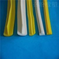 弹性橡胶耐磨损密封条简易房内墙卡缝胶条
