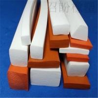 機械方形硅膠密封條耐高溫高彈力硅膠發泡密封膠條