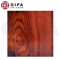 巨朋不锈钢 304覆膜木纹装饰板 304木纹转印不锈钢板