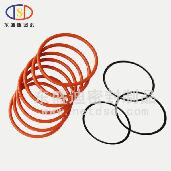 东盛迪专业定制氟橡胶O型密封圈,耐高温橡胶密封圈(图