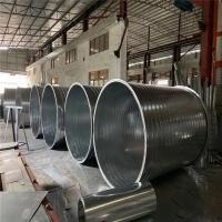 佛山通畅螺旋风管 在型螺旋风管厂生产大口径风管1750