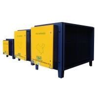 靜電油煙凈化器設備