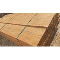防腐木平台铺装方法步骤
