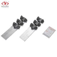 螺栓型鋁設備線夾SL-2 熱鍍鋅