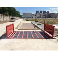 武汉工地工程洗车池
