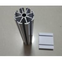 八棱柱展架 标准展位铝材 书画展板布展铝料