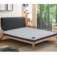 星港 椰棕乳胶床垫 偏硬护脊棕垫 环保椰棕硬垫经济型1.8m
