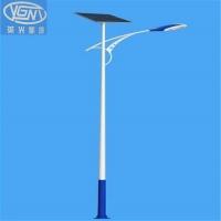 户外照明太阳能路灯一体化 5米6米锂电路灯
