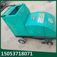 混凝土切割機 500型汽油機動力路面切縫機