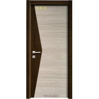 时尚拼接生态门|时尚拼接室内门|简约时尚室内门|广东木门厂家