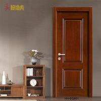 新中式风格木门|新中式精装房门|新中式木门款式|好功夫造