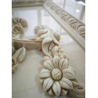 歐式雕花石材雕刻背景墻護墻板浮雕