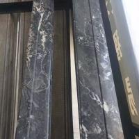 新中式线条罗曼蒂克灰现代灰石材装修