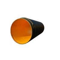 高密度聚乙烯缠绕结构壁(B型)管材生产厂家