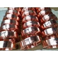 紫铜扁线 导轨条T2紫铜扁线 0.6*2.8导电红铜扁线