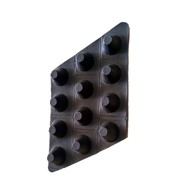 直销车库塑料排水板 凹凸排水板价格 加工定制规格齐全
