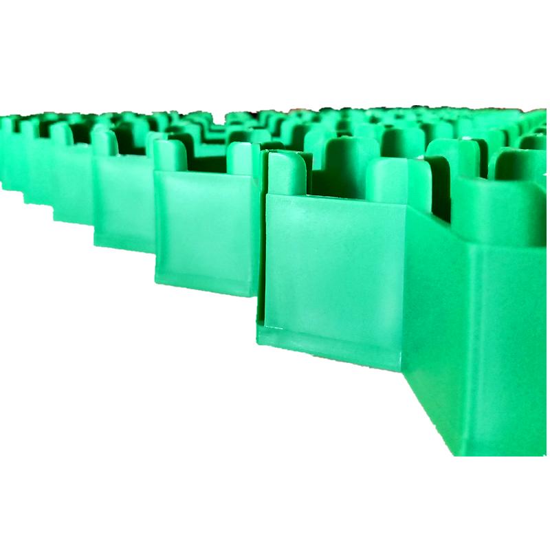 塑料PP绿化植草格厂家 园林绿化护坡专用 hope塑料植草格