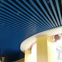 通道吊顶木纹铝方通铝方管