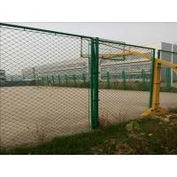 籃球場圍欄網-足球場圍欄-球場圍網紫冠定制