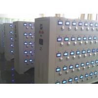 100位藍屏礦燈智能充電柜