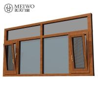 美沃简尚·安居76断桥铝门窗 隔音窗 封阳台 卧室门窗 防盗