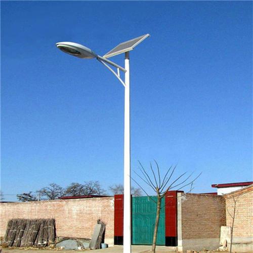 定制6米太阳能路灯 道路照明40W路灯 绿色节能