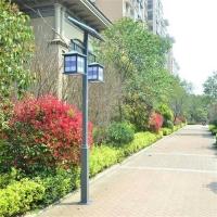 厂家生产中式太阳能庭院灯 3米3.5米小区公园LED庭院灯