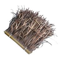 北京仿茅草 人工茅草屋 茅草厅材料