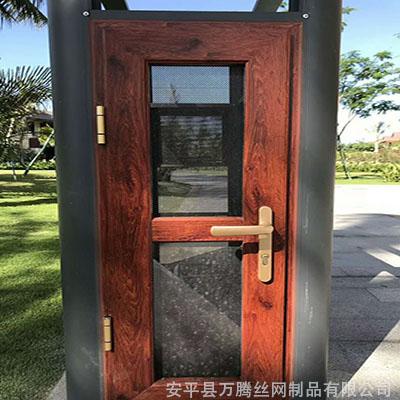 铝合金冲孔网式金刚网防蚊网小区别墅专用阳台围栏防风防尘
