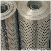 铝板铝合金镀锌板不锈钢冲孔网圆孔网价格直销