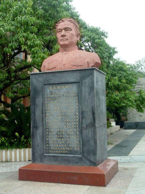 重庆校园人物雕塑/校园名人雕塑制作工厂/重庆雕塑