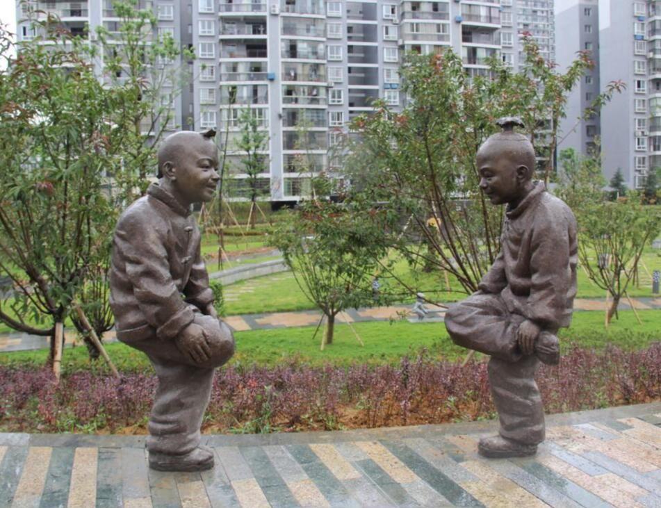 公园人物雕塑/广场雕塑/地产雕塑/贵州雕塑