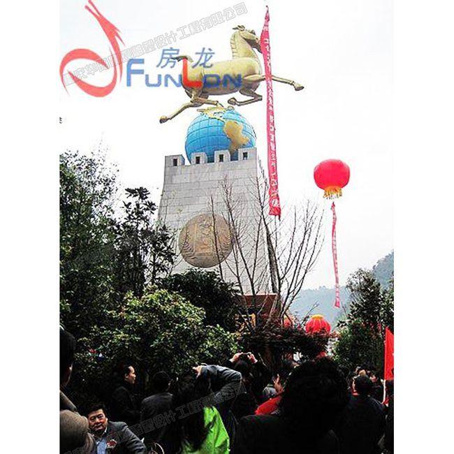 贵州马踏飞燕雕塑/ 贵州城市广场雕塑/贵州雕塑公司