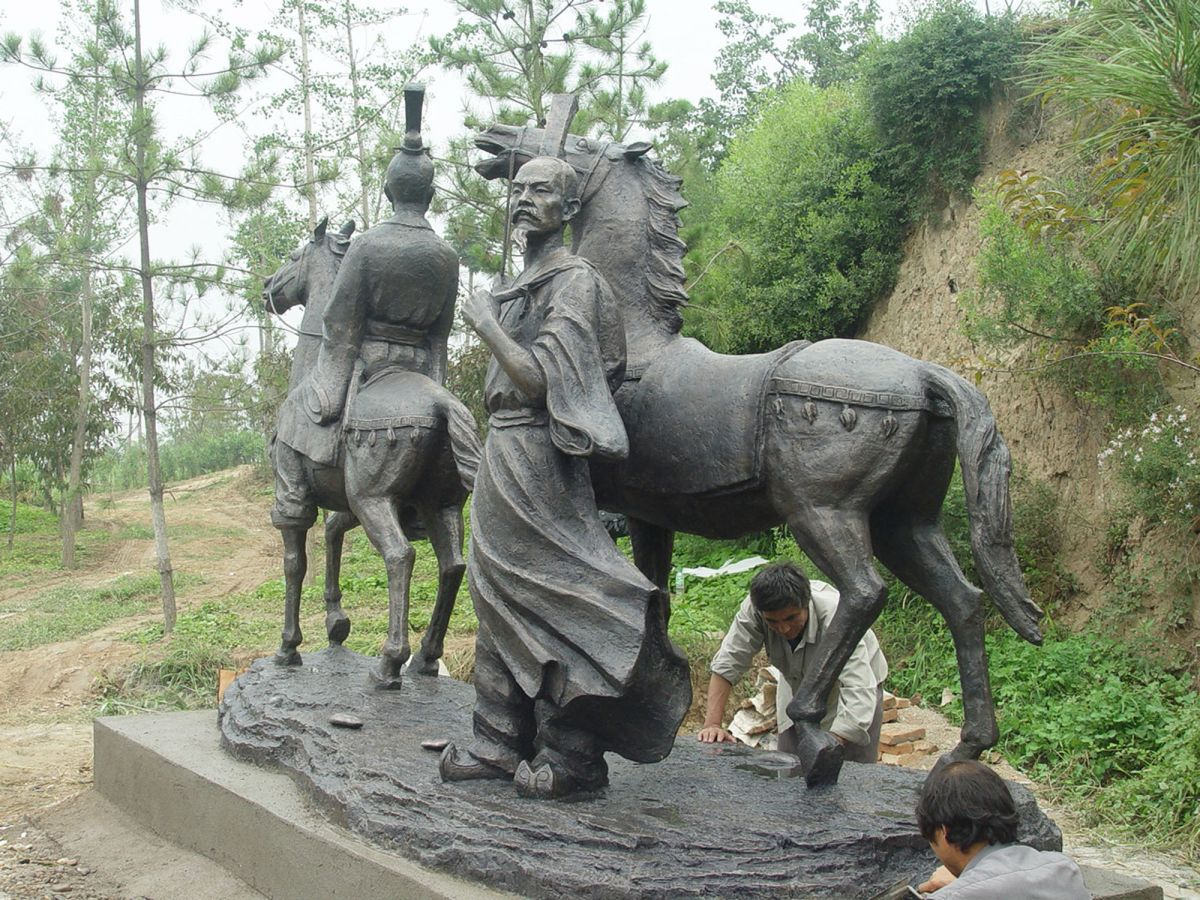 贵州动物雕塑/贵州景区雕塑/贵州雕塑公司