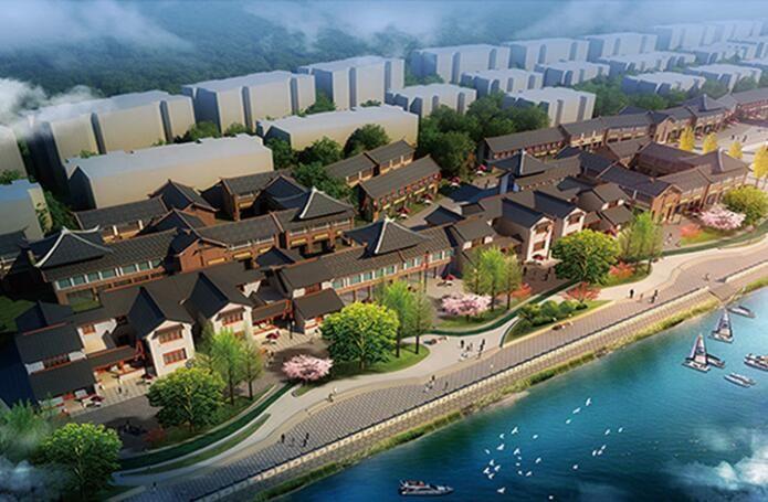 人文景观设计/商业街艺术景观设计/滨江路艺术景观