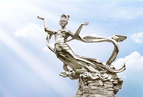城市雕塑———代表一个城市或一个地域的灵魂
