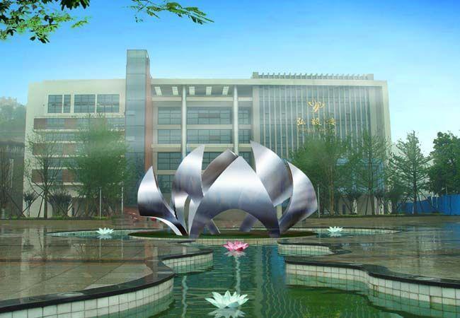 景观雕塑——已成为环境领域中不可缺少的组成部分