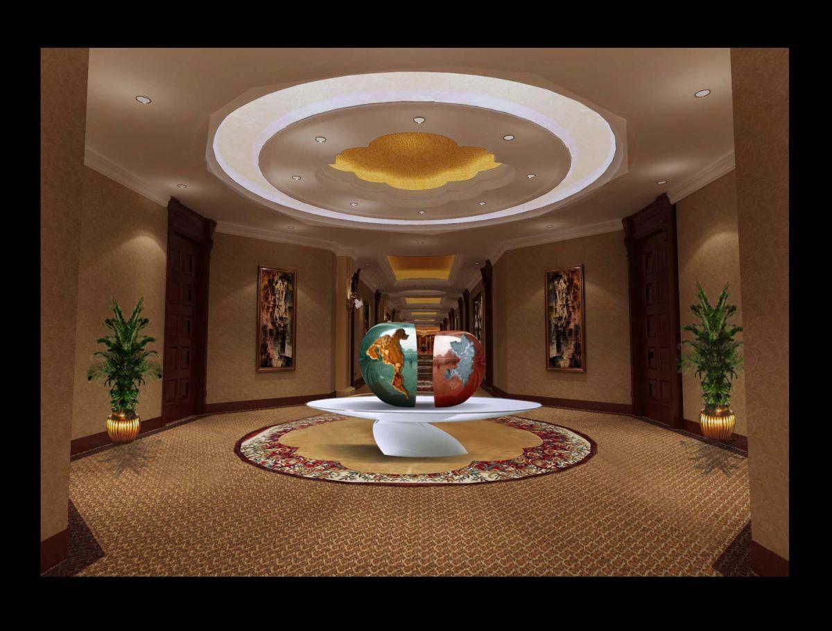 酒店雕塑/室内雕塑/酒店雕塑定制/酒店雕塑设计