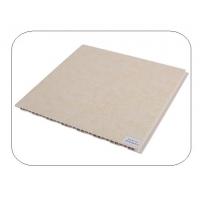 南京竹木纤维护墙板-南京博骏护墙板-压花系列-卷叶草