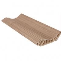 南京竹木纤维护墙板-南京博骏护墙板-100顶角线中国原木
